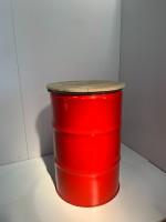 Olievat Statafel Rood